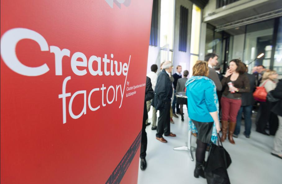 La soirée de clôture Creative Factory