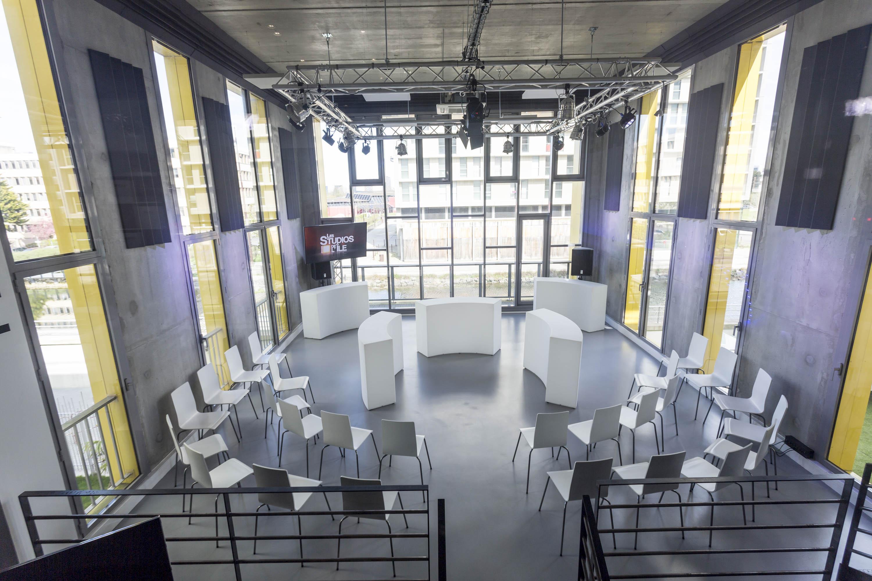 Nantes Développement parle des Studios de l'île