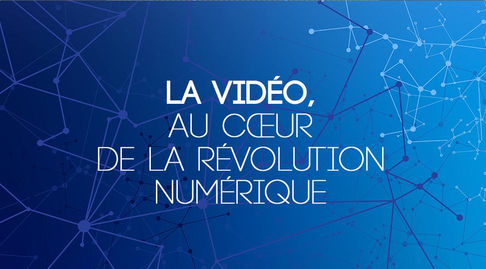 Conférence «La vidéo, au cœur de la révolution numérique»